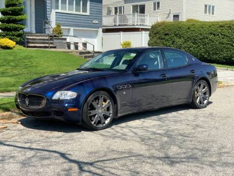 2008 Maserati Quattroporte for sale at Jerusalem Auto Inc in North Merrick NY