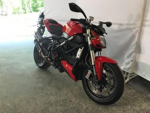 2010 Ducati Streetfighter for sale at Kent Road Motorsports in Cornwall Bridge CT