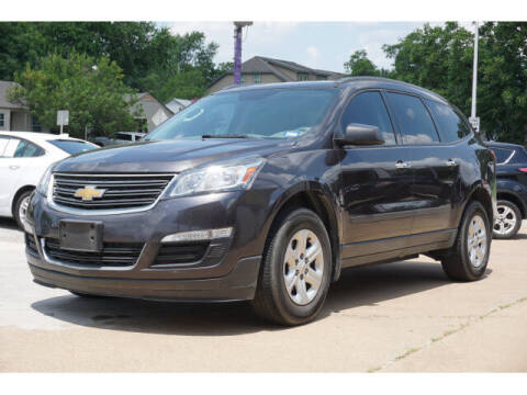 2017 Chevrolet Traverse for sale at Monthly Auto Sales in Fort Worth TX