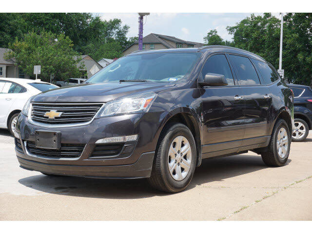 2017 Chevrolet Traverse for sale at Credit Connection Sales in Fort Worth TX