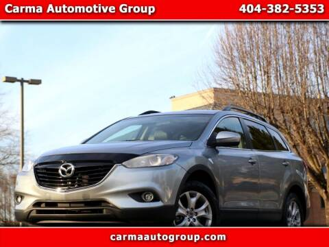 2015 Mazda CX-9 for sale at Carma Auto Group in Duluth GA