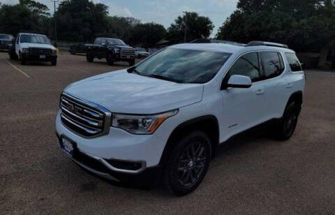 2018 GMC Acadia for sale at FREDY USED CAR SALES in Houston TX