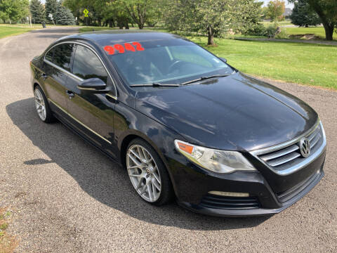 2012 Volkswagen CC for sale at BELOW BOOK AUTO SALES in Idaho Falls ID