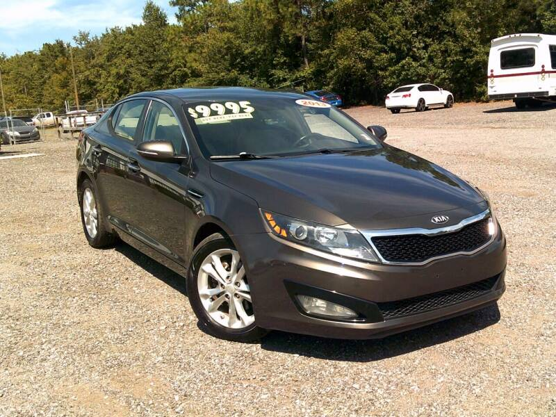 2013 Kia Optima for sale at Let's Go Auto Of Columbia in West Columbia SC