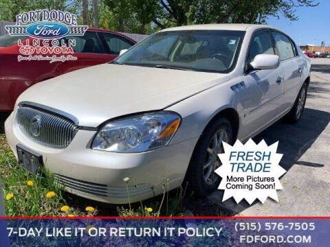 2008 Buick Lucerne for sale at Fort Dodge Ford Lincoln Toyota in Fort Dodge IA
