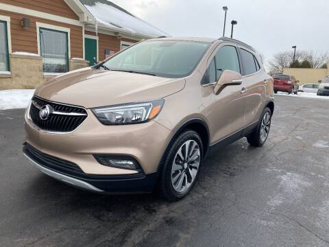 2018 Buick Encore for sale at Auto Outlets USA in Rockford IL
