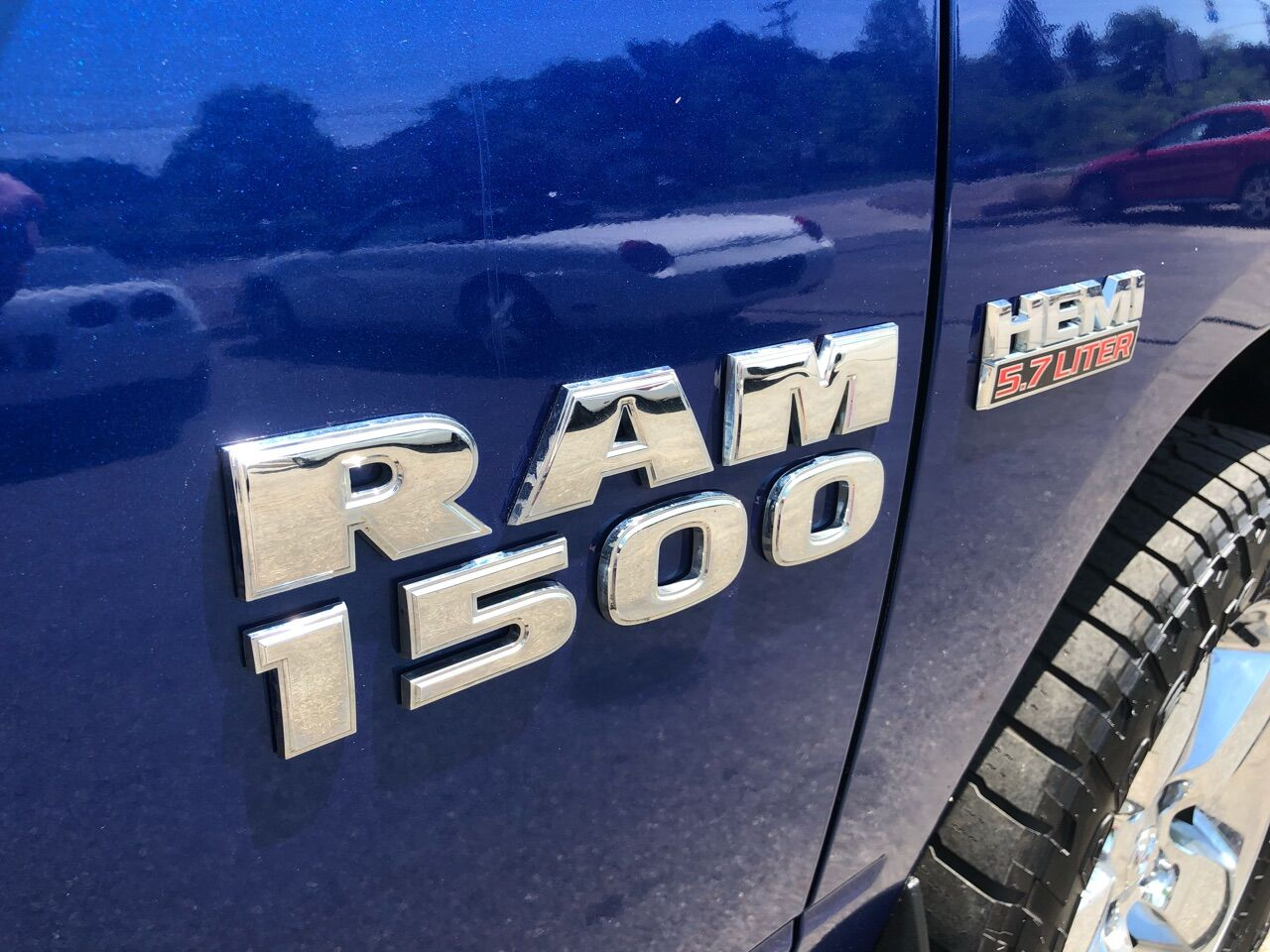 2016 Ram Ram Pickup 1500 Standard Bed