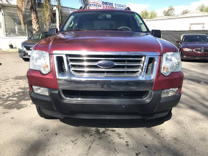 2008 Ford Explorer Sport Trac for sale at EXPRESS CREDIT MOTORS in San Jose CA