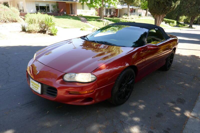 2002 Chevrolet Camaro for sale at Altadena Auto Center in Altadena CA