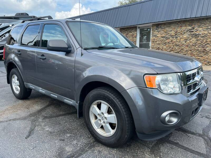 2010 Ford Escape for sale at Approved Motors in Dillonvale OH