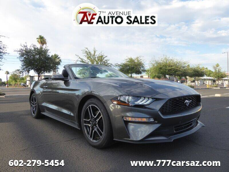 2018 Ford Mustang for sale in Phoenix, AZ