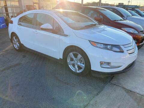 2013 Chevrolet Volt for sale at All American Autos in Kingsport TN