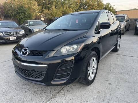 2010 Mazda CX-7 for sale at Carspot Auto Sales in Sacramento CA