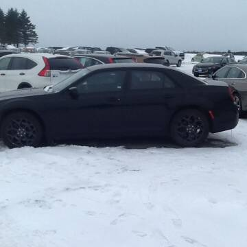 2019 Chrysler 300 for sale at Garys Sales & SVC in Caribou ME