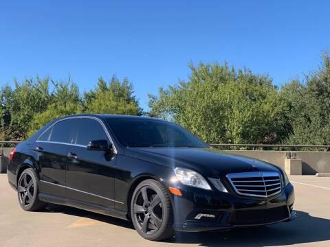 2011 Mercedes-Benz E-Class for sale at AutoAffari LLC in Sacramento CA