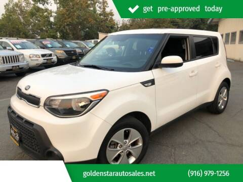 2014 Kia Soul for sale at Golden Star Auto Sales in Sacramento CA