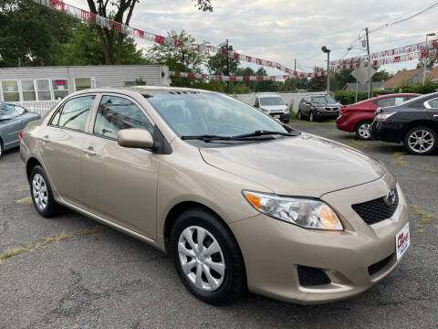 2010 Toyota Corolla for sale at Car Complex in Linden NJ