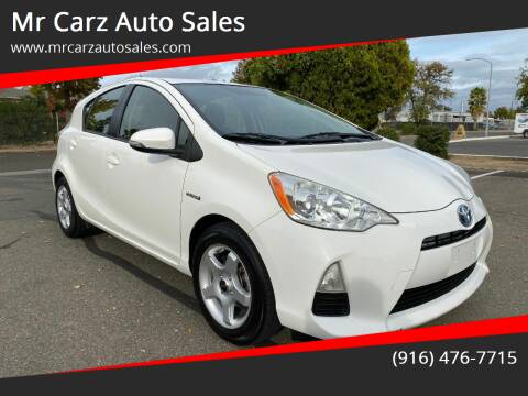 2012 Toyota Prius c for sale at Mr Carz Auto Sales in Sacramento CA