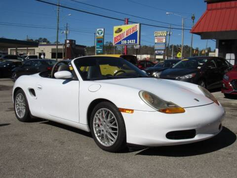 1998 Porsche Boxster for sale at Discount Auto Sales in Pell City AL