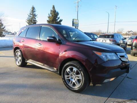 2009 Acura MDX for sale at Import Exchange in Mokena IL
