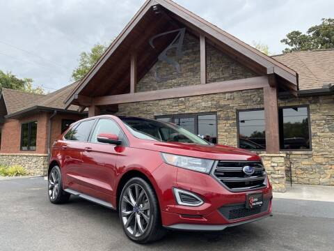2016 Ford Edge for sale at Auto Solutions in Maryville TN
