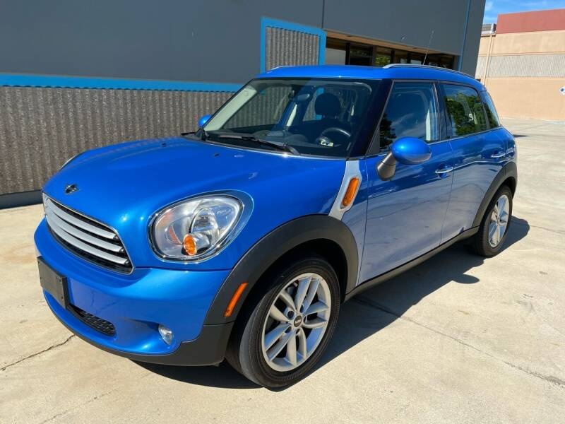 2012 MINI Cooper Countryman for sale at 7 Auto Group in Anaheim CA