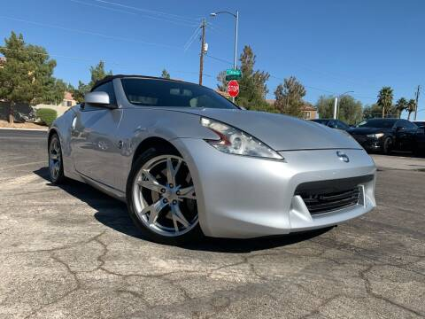 2011 Nissan 370Z for sale at Boktor Motors in Las Vegas NV