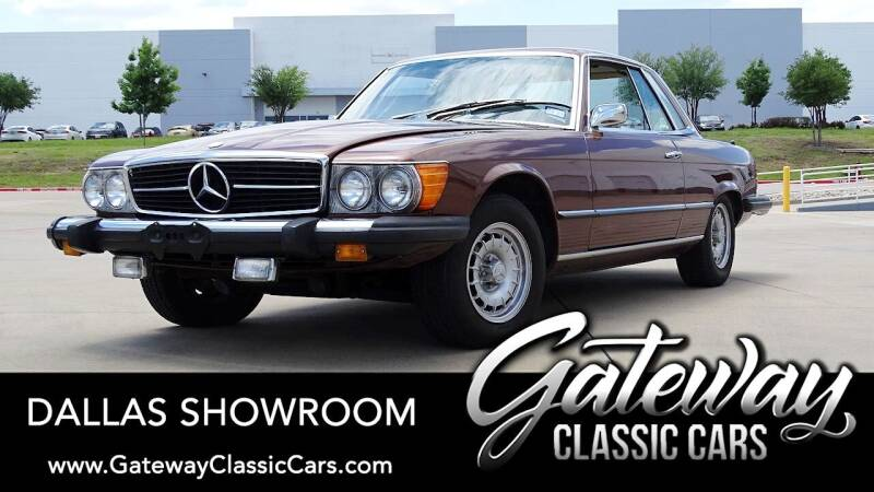 1976 Mercedes-Benz 450-Class for sale in Grapevine, TX