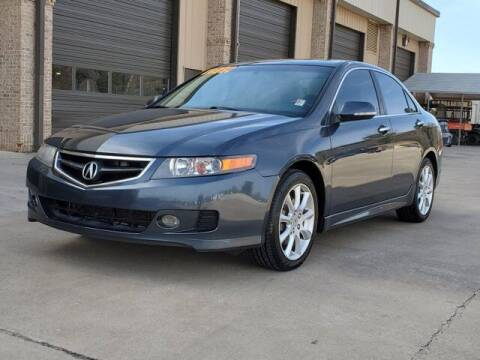 2007 Acura TSX for sale at Best Auto Sales LLC in Auburn AL