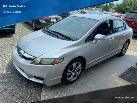 2010 Honda Civic for sale at JIA Auto Sales in Port Monmouth NJ