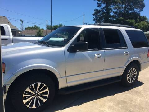 2016 Ford Expedition for sale at ARKLATEX AUTO in Texarkana TX