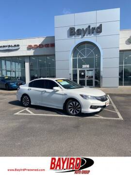2017 Honda Accord Hybrid for sale at Bayird Truck Center in Paragould AR