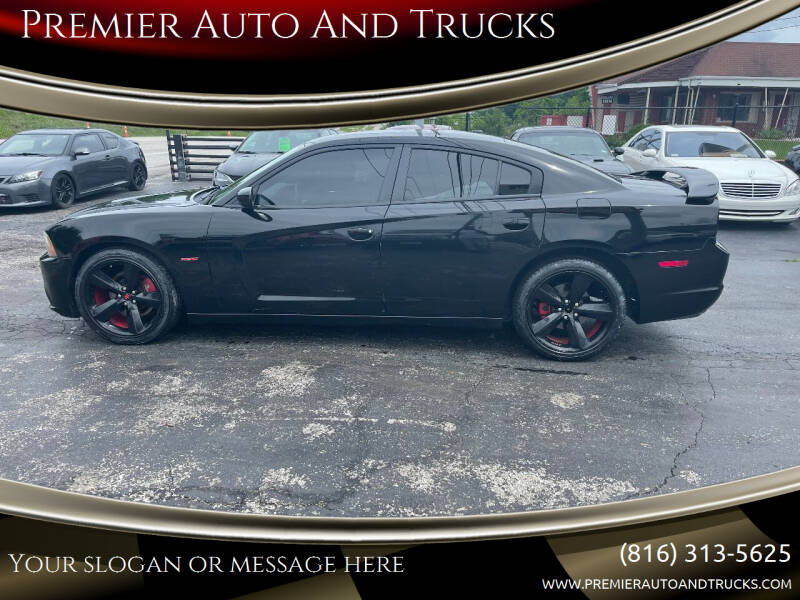 2012 Dodge Charger for sale at Premier Auto And Trucks in Independence MO