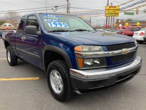 2005 Chevrolet Colorado for sale at Active Auto Sales in Hatboro PA