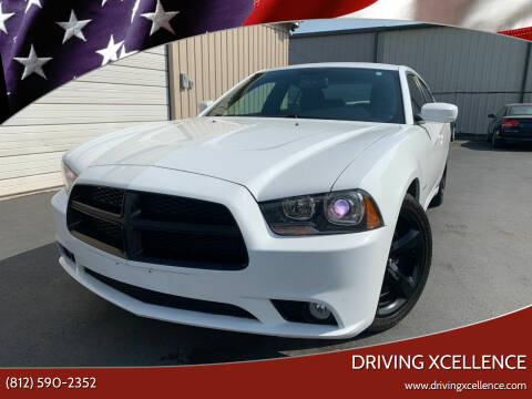 2014 Dodge Charger for sale at Driving Xcellence in Jeffersonville IN
