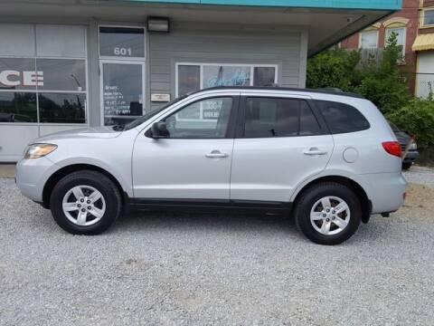 2009 Hyundai Santa Fe for sale at BELAIR MOTORS in Akron OH