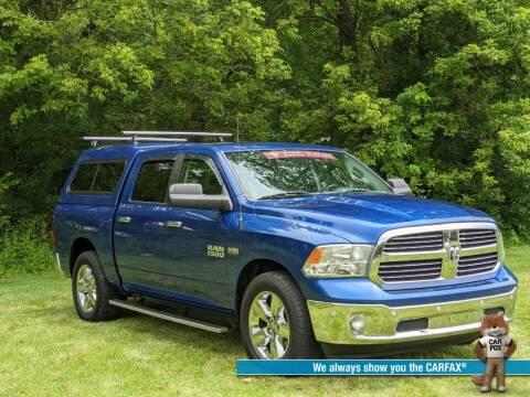 2017 RAM Ram Pickup 1500 for sale at Bob Walters Linton Motors in Linton IN