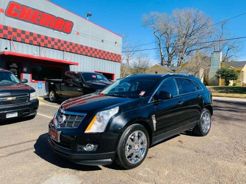 2012 Cadillac SRX for sale at Chema's Autos & Tires in Tyler TX