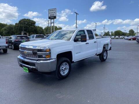 2019 Chevrolet Silverado 2500HD for sale at DOW AUTOPLEX in Mineola TX