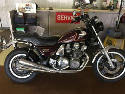 1980 Honda CB900 for sale at K O Motors in Akron OH