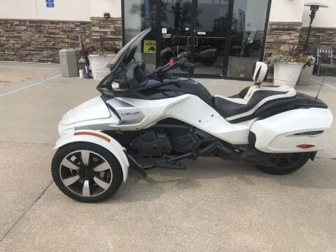 2017 Can-Am SPYDER F3 T for sale at Head Motor Company - Head Indian Motorcycle in Columbia MO