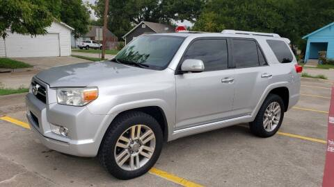 2011 Toyota 4Runner for sale at The Car Guy in Glendale CO