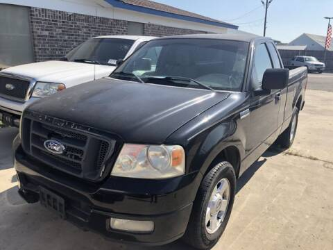 2004 Ford F-150 for sale at RIVERCITYAUTOFINANCE.COM in New Braunfels TX