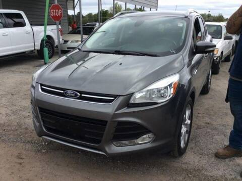 2014 Ford Escape for sale at Smart Chevrolet in Madison NC
