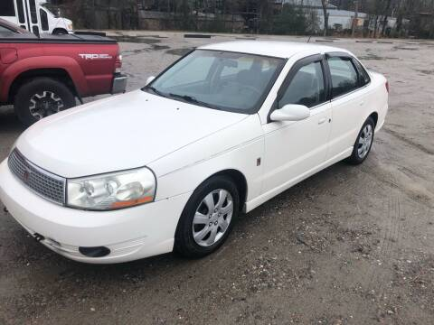 2003 Saturn L-Series for sale at Hwy 80 Auto Sales in Savannah GA