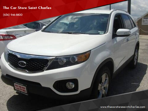 2013 Kia Sorento for sale at The Car Store Saint Charles in Saint Charles MO