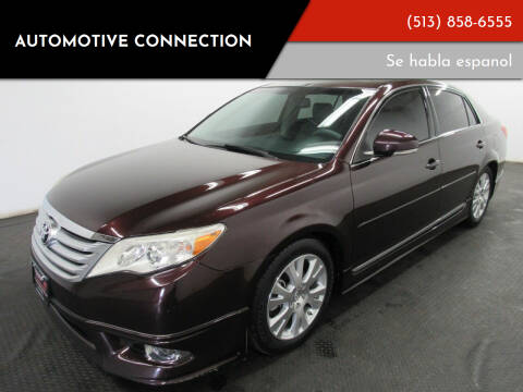 2011 Toyota Avalon for sale at Automotive Connection in Fairfield OH