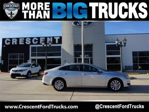 2019 Chevrolet Malibu for sale at Crescent Ford in Harahan LA