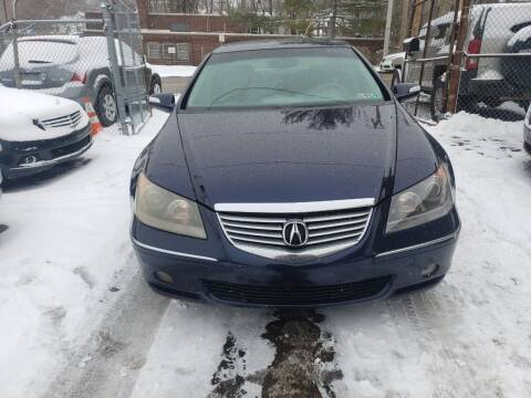2006 Acura RL for sale at Six Brothers Auto Sales in Youngstown OH