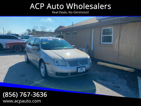 2008 Mercury Milan for sale at ACP Auto Wholesalers in Berlin NJ